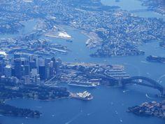 Sydney, Australia - Dec 2013.  Took this on flight back from Cairnes, Australia.