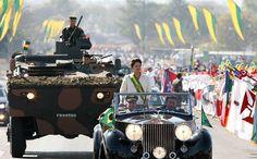 Desfile de 7 de setembro custará R$ 830 mil reais para o povo brasileiro. Até em cima das FFAA querem faturar uma graninha.