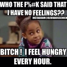 oliviabosschick's photo on Instagram hungry every hour #meme