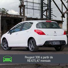 Saiba tudo sobre o Novo Peugeot 308. Acesse a matéria: https://www.consorciodeautomoveis.com.br/noticias/consorcio-peugeot-308-2014-a-partir-de-r-675-47-mensais?idcampanha=206&utm_source=Pinterest&utm_medium=Perfil&utm_campaign=redessociais