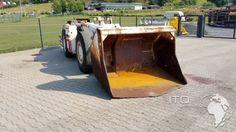 Tunneling Equipment #Eimco #Idia #Sandvik LHD 913 Loader. We want to buy Sandvik LS170 http://www.ito-germany.de/eimco-913-tunnelader-gebraucht-kaufen-lhd#photos  #Images #Bergbaumaschinen
