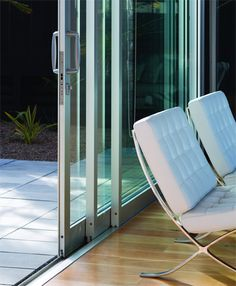 Stacking Doors | All Design Glazing - Commercial & Residential Windows and Doors - Perth, Western Australia