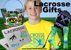 Exclusive Lacrosse gifts from ChalkTalkSPORTS! See all of our lacrosse products here: http://www.chalktalksports.com/Lacrosse_Gifts_s/2000.htm