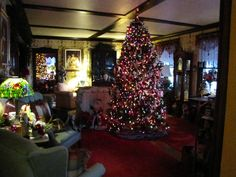 Christmas @ the Rockmere Inn, Ogunquit, ME