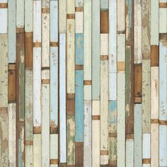 WALPA|SCRAPWOOD WALLPAPER / PHE-03