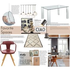 """""""My Favorite Spaces"""" by bamaannie on Polyvore"""