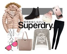 """The Cover Up – Jackets by Superdry: Contest Entry"" by love-blair-serena ❤ liked on Polyvore featuring Superdry, Hemingway, Fuji, Casetify, Forever 21 and MySuperdry"