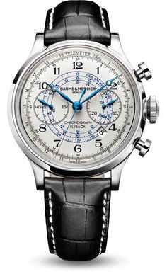 'Capeland' by Baume et Mercier #watch