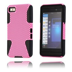 Shooter (Pink) Blackberry Z10 Cover