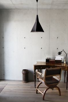 Lampa Krater marki Renament, projekt wnętrza: Relaks Studio - PLN Design