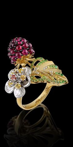 Master Exclusive Jewellery - Collection - Fruits and berries