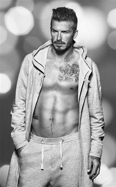 Ohhh David Beckham *sigh*