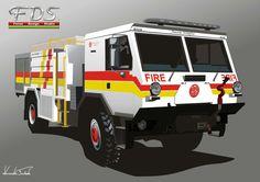 Tatra 815 7 Wildfire