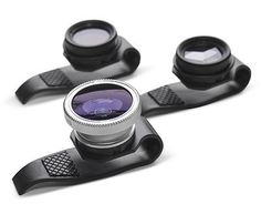 Lenses for iPhone