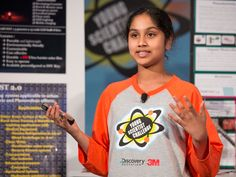 Maanasa Mendu thinks she's cracked the code on how to make wind and solar energy affordable...