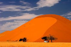 Namib-Naukluft Park  (not a painting)