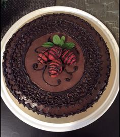 Chocolate lace 4