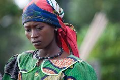 A woman from Congo - Peacekeeping - MONUC Image