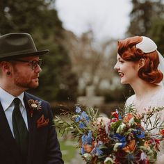A Inspired Wedding in Wales. Images by Emily and Steve. 1940s Wedding Theme, Farm Wedding, Wedding Shoot, Dream Wedding, Wedding Blog, Wedding Rustic, Wedding Themes, Wedding Couples, Boho Wedding