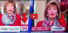 Oops! CNN and MSNBC Caught Using the Same 'Live' Guest at the Same Time (VIDEO)  Cristina Laila Mar 23rd, 2017