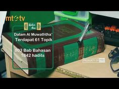 (11) Lembar Ilmu Episode 1 Kitab Al Muwatha' - YouTube