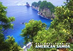 #postcard from the National Park of American Samoa