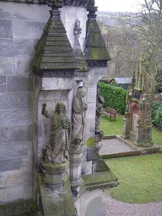 Details. Rosslyn Chapel, Roslin, Midlothian, Scotland
