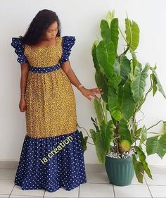 African Dresses For Kids, African Maxi Dresses, Latest African Fashion Dresses, African Print Fashion, African Attire, Ankara Short Gown Styles, Casual, African Traditional Dresses, Short African Dresses