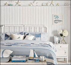 beach bedroom decorating ideas Coastal themed bedrooms