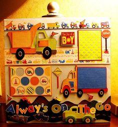 great cricut scrapbook layout for | http://scrapbookphotos.blogspot.com