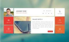 Interactive Resume Template   Resume Template Ideas
