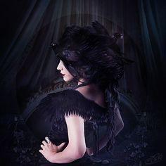 blade-of-woe:  Crow Jane byRavendusk