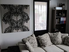 Acoustic treatment art Acoustic, Furniture Design, Tapestry, Home Decor, Art, Hanging Tapestry, Art Background, Tapestries, Decoration Home