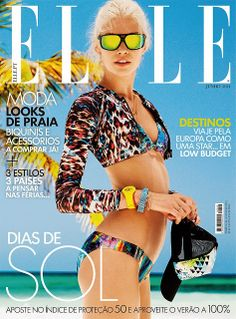ELLE PORTUGAL JUNE 2014