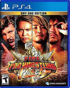 Get Fire Pro Wrestling World release date cover art, overview and trailer. The greatest grappling game returns to take on the world on the PlayStation 4 system! In Fire Pro Wrestling World, customize every aspect of the match, from your wrestler to the. Game Boy, Playstation 2, Spike Chunsoft, Wrestling Games, Mma Fighting, Video Game Collection, World Days, Version Francaise, Videogames