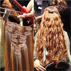 long clip in remy hair extensions Clip In Hair Extensions, Dreadlocks, Hair Styles, Beauty, New Years Eve, Beleza, Dreads, Hairdos, Hairstyles