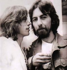 George Harrison, Les Beatles, John Lennon Beatles, Paul Mccartney, Rock N Roll, Liverpool, Billy Preston, Moves Like Jagger, Charlie Watts