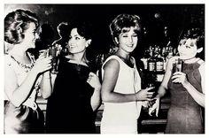 Silvia Pinal, Carmen Sevilla, Angélica María y Rocío Dúrcal. Verdadero talento de México y España de los 60s.