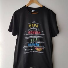 100% Algodón Mens Tops, T Shirt, Fashion, Canvas Sneakers, Father, Supreme T Shirt, Moda, Tee, La Mode