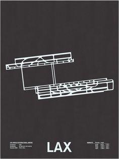 LAX: Los Angeles International Airport  Chicago architect and designer Jerome Daksiewicz of Nomo Design