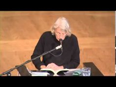 """Video of Mary Oliver reading her poem """"Wild Geese.""""  Link goes to Andrew Sullivan community on """"Reading Your Way Through Life.""""   [More like her at https://www.pinterest.com/yrauntruth/grow-up-age-croning/ ]"""