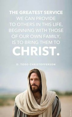 There is more than one way and more than one time to bring someone to Christ