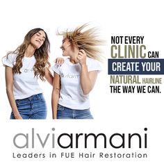 Our expert precision in FUE makes Alvi Armani the Global Leader in creating the most NATURAL hairline! Call us on 10 312 6140 and get your first consultation for free! Hair Clinic, Hair Restoration, Hair Transplant, Hairline, Hair Growth, Natural, Free, Women, Fashion