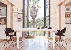 Fang Table | BD Barcelona Design