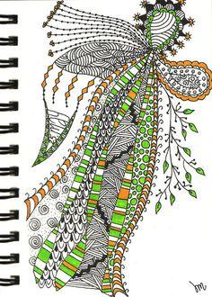 zentangle | springchick via flickr