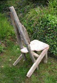 Driftwood Chair, Drift Wood,Unique Chair,Feature Chair,Garden seat ,Deck Chair £195.00