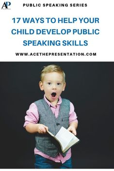 Would you love to get some easy to follow tips to help your child, or student improve their speaking skills? Here's a list of 17 public speaking tips for kids that you can use to help your child.  #publicspeakingtipforkids #kidsspeakingskills #speakingskillsforstudents #presentationskillsforkids