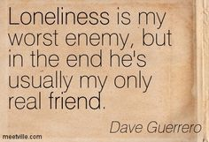 quotes about loneliness - Google Search