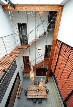 East Melbourne Terrace House, Australia, Architect: Atelier Wagner Architects