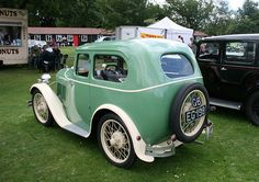 1931 Austin Seven Swallow                     Would like to see one.